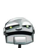 robot heureux Image libre de droits