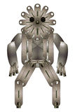 Robot Illustration Royalty Free Stock Photos