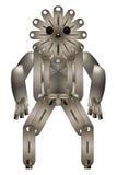 Robot Illustration Royalty Free Stock Photos