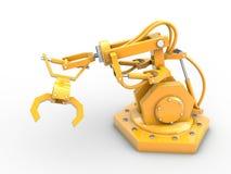 Robot industriel Photographie stock