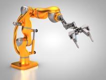 Robot industriel Image stock