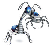 Robot-insecte Image stock