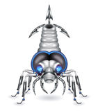 Robot-insecto Foto de archivo
