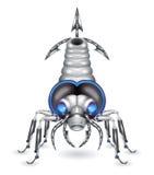Robot-insetto Fotografia Stock