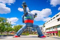 Robot in Kobe Japan Royalty-vrije Stock Foto's
