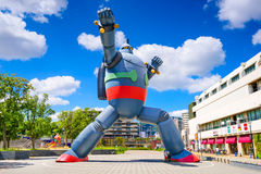 Robot in Kobe Japan Royalty Free Stock Photos
