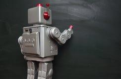 Robot kreda Zdjęcie Royalty Free
