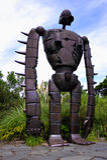 Robot of Laputa Royalty Free Stock Image