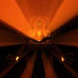 Robot Light Royalty Free Stock Image
