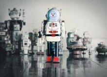 Robot man Royalty Free Stock Photo