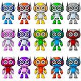 Robot Mascot 1 Royalty Free Stock Photos