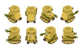 Robot militar libre illustration