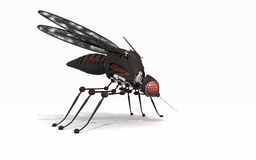 Robot mosquito Royalty Free Stock Photography