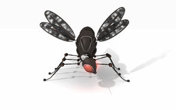 Robot mosquito Royalty Free Stock Photos