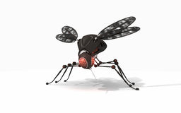 Robot mosquito Stock Photography