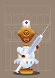 Robot Nurse Stock Photos