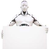 Robot_p3 Stock Image