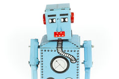 Robot portrait Royalty Free Stock Photography