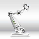 Robot ręka Zdjęcie Royalty Free