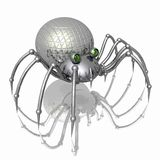 Robot-ragno. royalty illustrazione gratis