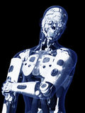 Robot X-ray Royalty Free Stock Images