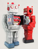 Robot Royalty Free Stock Images