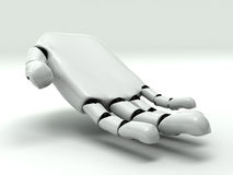 Robot's Hand Royalty Free Stock Photography