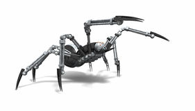 Robot spider Stock Photos