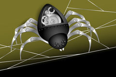 Robot Spider Royalty Free Stock Photos