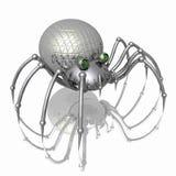 Robot-spin. Royalty-vrije Stock Fotografie