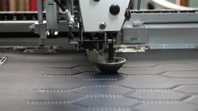 Robot szwalna maszyna Automatyczna szwalna maszyna Robotyka pracy w krawiectwo linii produkcyjnej Komputerowe kontrole zbiory