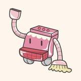 Robot theme elements vector,eps Royalty Free Stock Photos