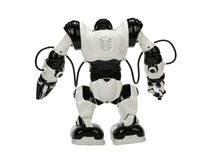 Robot Toy Stock Photography