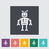 Robot toy Royalty Free Stock Image