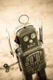 Robot toy Stock Photo