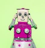 Robot toy Royalty Free Stock Photo