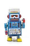 Robot toys Royalty Free Stock Photos