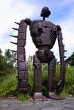Robot van Laputa Royalty-vrije Stock Afbeelding