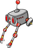 Robot Vector Illustration Stock Photos