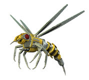 Robot Wasp Stock Images