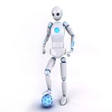 Robot1 Stock Images
