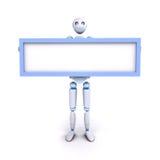 Robot2 Stock Foto