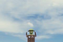 Robota nieba tła Światowy pojęcie Zdjęcie Royalty Free