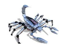 Robota skorpion obraz royalty free