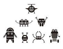 robotar Arkivbild