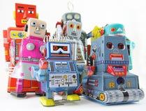 robotar Fotografering för Bildbyråer