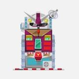 Robotbyggnad - Arkivbilder
