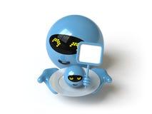 Roboter Lizenzfreies Stockbild