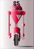 Roboter Stockbild