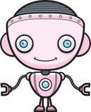 Roboter-Mädchen Lizenzfreie Stockbilder